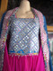 traditional afghan women frock