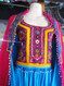 kuchi embroidered frock