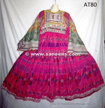 handmade afghan kuchi dress