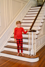 Children's Buffalo Check Pjs