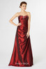 Illusion Prom Katie Strapless sweetheart ruched gown with bead detail on the bustline. Corset back.