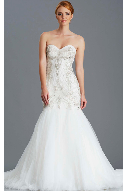"Tiffanys Jessica Grace ""Tokyo"" wedding dress."