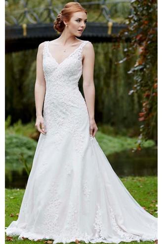 "Tiffanys Jessica Grace ""Brisbane"" wedding dress."