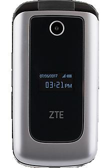 ZTE Cymbal Z233 Verizon Wireless 4G LTE Prepaid Basic Flip Phone