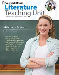 Watership Down Prestwick House Novel Teaching Unit