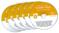 6 Disk Combo Set: 1-2 Users