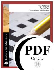 The Alchemist Puzzles, Worksheets, Games | Puzzle Pack