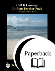 Call It Courage LitPlan Lesson Plans (Paperback)