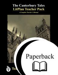 The Canterbury Tales Lesson Plans   LitPlan Teacher Pack Paperback