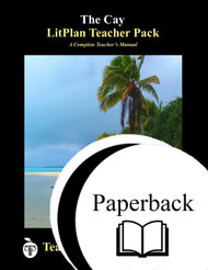 The Cay LitPlan Lesson Plans (Paperback)
