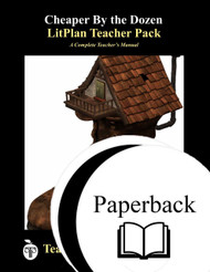 Cheaper By the Dozen LitPlan Lesson Plans (Paperback)