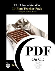 The Chocolate War LitPlan Lesson Plans (PDF on CD)