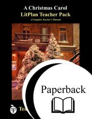 A Christmas Carol LitPlan Lesson Plans (Paperback)