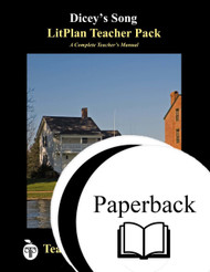 Dicey's Song LitPlan Lesson Plans (Paperback)