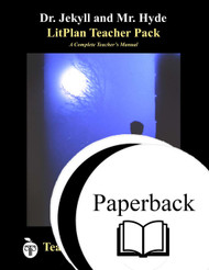 Dr Jekyll and Mr Hyde LitPlan Lesson Plans (Paperback)