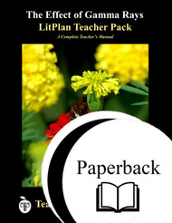 The Effect of Gamma Rays on Man in the Moon Marigolds LitPlan Lesson Plans (Paperback)