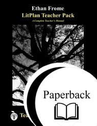Ethan Frome LitPlan Lesson Plans (Paperback)