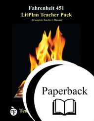 Fahrenheit 451 LitPlan Lesson Plans (Paperback)