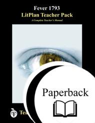 Fever 1793 LitPlan Lesson Plans (Paperback)