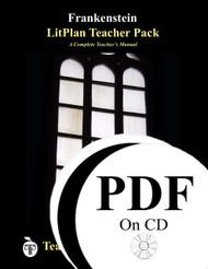 Frankenstein LitPlan Lesson Plans (PDF on CD)