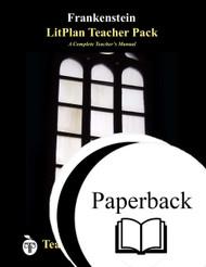 Frankenstein LitPlan Lesson Plans (Paperback)