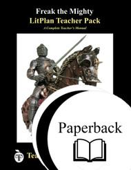 Freak the Mighty LitPlan Lesson Plans (Paperback)