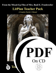 From the Mixed Up Files of Mrs Basil E Frankweiler LitPlan Lesson Plans (PDF on CD)