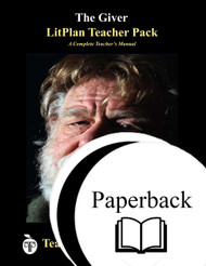 The Giver LitPlan Lesson Plans (Paperback)