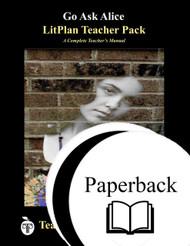 Go Ask Alice LitPlan Lesson Plans (Paperback)