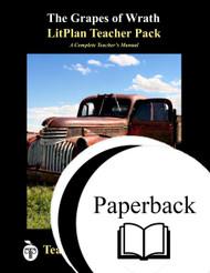 The Grapes of Wrath LitPlan Lesson Plans (Paperback)
