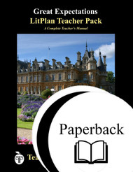 Great Expectations LitPlan Lesson Plans (Paperback)
