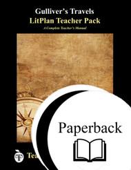 Gulliver's Travels LitPlan Lesson Plans (Paperback)