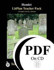 Hamlet LitPlan Lesson Plans (PDF on CD)