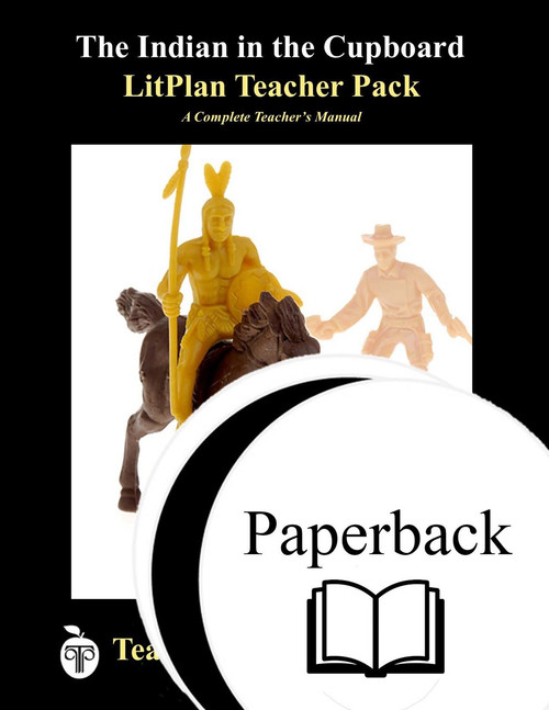 The Indian in the Cupboard LitPlan Lesson Plans (Paperback)