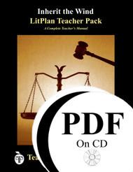 Inherit the Wind LitPlan Lesson Plans (PDF on CD)