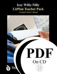 Izzy Willy-Nilly LitPlan Lesson Plans (PDF on CD)