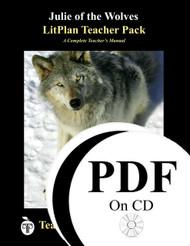 Julie of the Wolves LitPlan Lesson Plans (PDF on CD)
