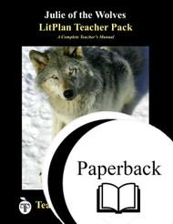 Julie of the Wolves LitPlan Lesson Plans (Paperback)
