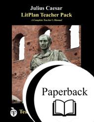 Julius Caesar LitPlan Lesson Plans (Paperback)
