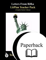 Letters From Rifka LitPlan Lesson Plans (Paperback)