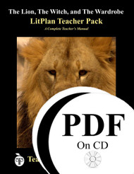 The Lion the Witch and the Wardrobe LitPlan Lesson Plans (PDF on CD)