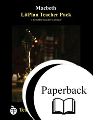 Macbeth LitPlan Lesson Plans (Paperback)