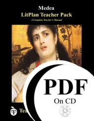 Medea LitPlan Lesson Plans (PDF on CD)