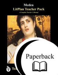 Medea LitPlan Lesson Plans (Paperback)