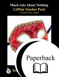 Much Ado About Nothing LitPlan Lesson Plans (Paperback)