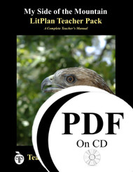 My Side of the Mountain LitPlan Lesson Plans (PDF on CD)