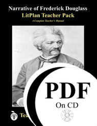 Narrative of the Life of Frederick Douglass LitPlan Lesson Plans (PDF on CD)