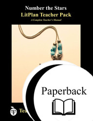 Number the Stars LitPlan Lesson Plans (Paperback)
