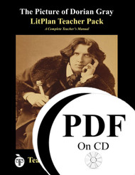 The Picture of Dorian Gray LitPlan Lesson Plans (PDF on CD)