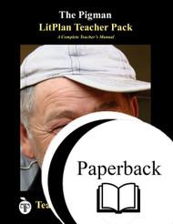 The Pigman LitPlan Lesson Plans (Paperback)